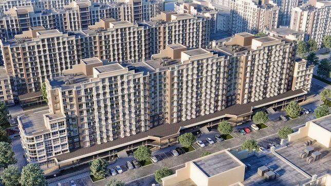 Продається квартира 37м2 в новобудові, 1 кімната, 6км від Києва