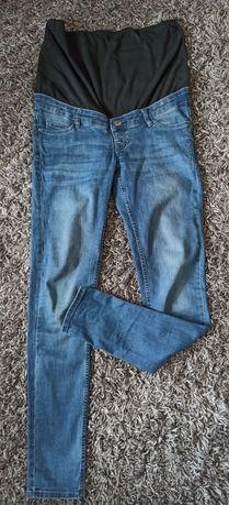 Spodnie, jeansy ciążowe esmera r. 36