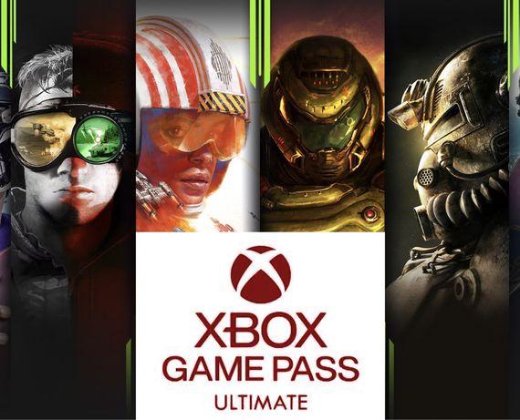 Подписка Xbox Ultimate (Live Gold + Game Pass + EA Access) любой срок