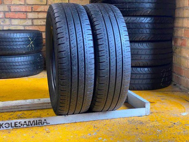 215/70 R15C Michelin, шины лето, 2 шт, (205/225/65/75)