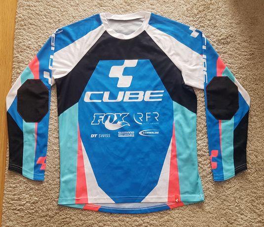 Koszulka rowerowa MTB Cube
