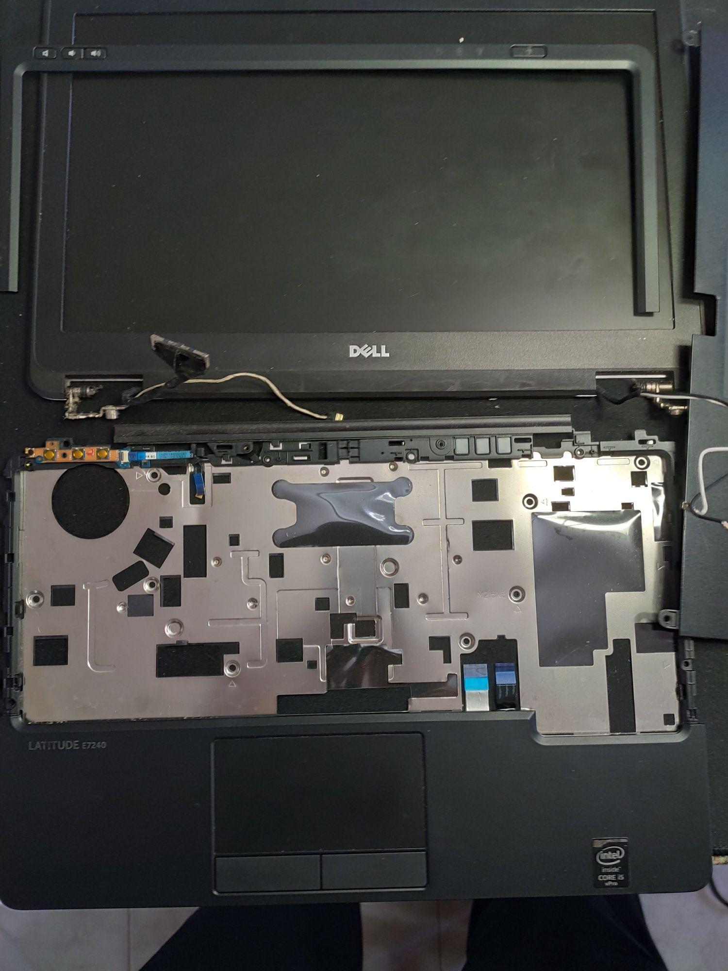 Dell latitude e7240 - vendo as peças