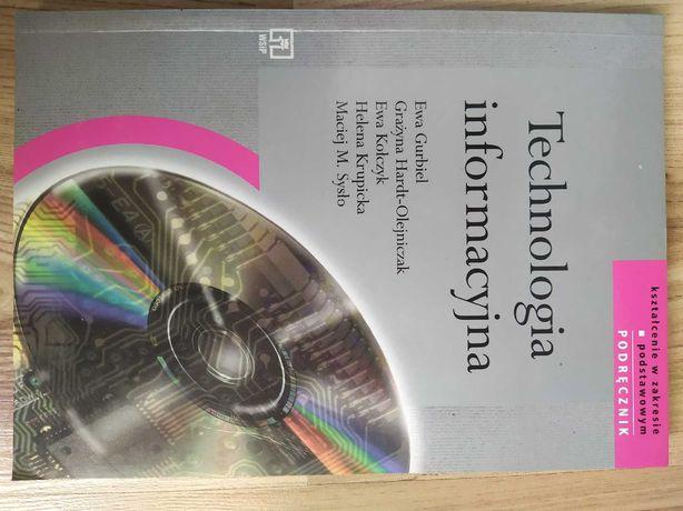 Technologia informacyjna podręcznik