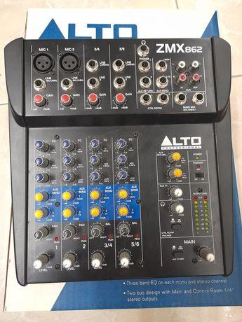 Продам микшерный пульт Alto ZMX862