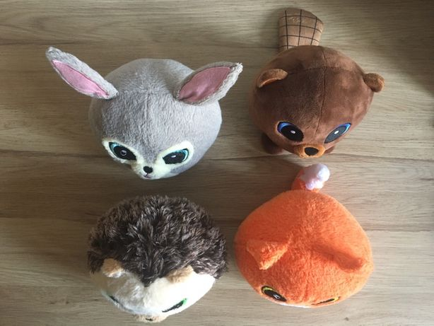 Gang Słodziaków - zabawki z Biedronki