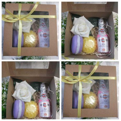 Подарочные наборы мужские и женские из мыла ручной работы