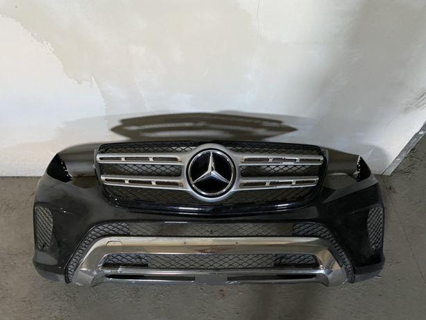 Бампер Mercedes GLS X166 GLE W166