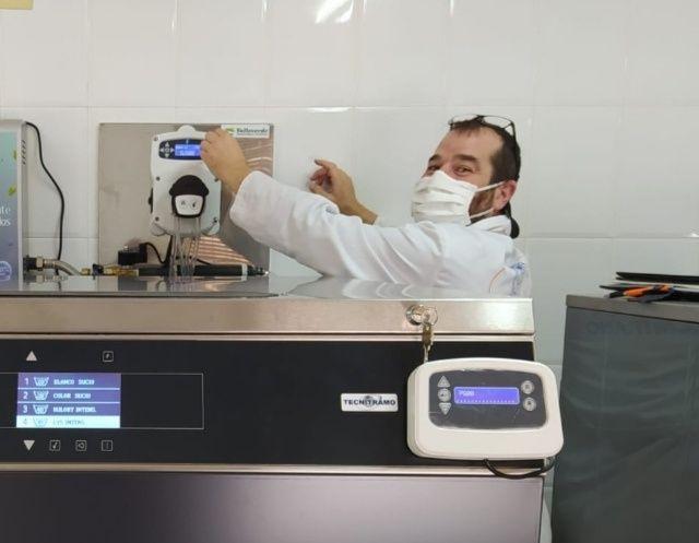 Detergentes e doseadores lavandaria self service e industrial Assunção, Ajuda, Salvador E Santo Ildefonso - imagem 1