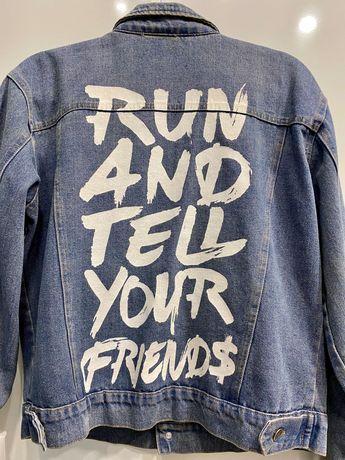 Джинсовые куртки высокого качества