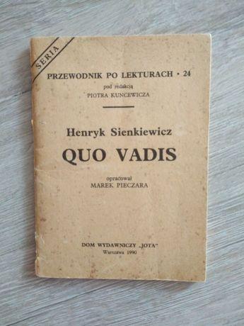 Quo Vadis. Henryk Sienkiewicz