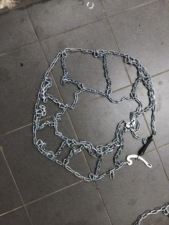 Łańcuchy śniegowe 6.50 x 10 4,5 5,5 mm do wózka widłowego wózek gtatis