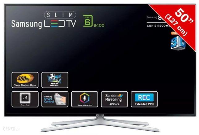 Telewizor Samsung ue50h6400 jak NOWY