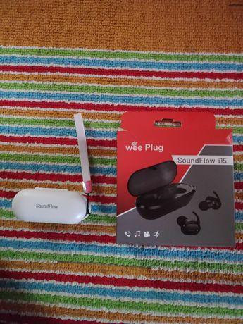 Auscultadores Wireless Bluetooth wee Plug