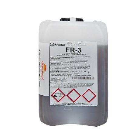 FR3 20kg Usuwa zabrudzenia białkowo- tłuszczowe z pow.. aluminiowych
