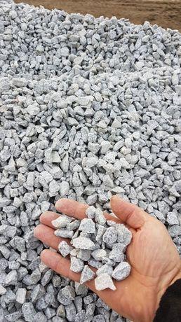 granit: tłuczeń kliniec grys piasek podsypka dalmatynczyk piasek