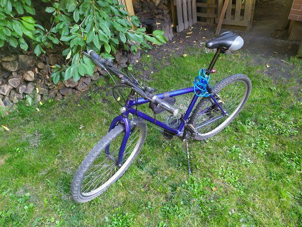 Rower górski +licznik i dodatki