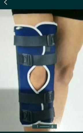 Ортез фиксатор коленного сустава Donjoy.