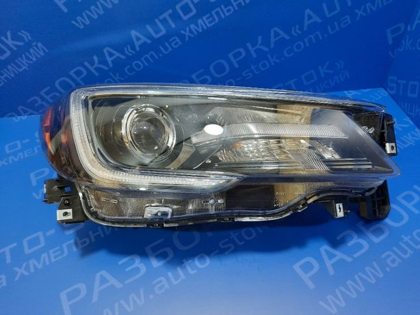Фара новая FULL Led SUBARU Outback 2018 B15 84002AL10B субару запчасти