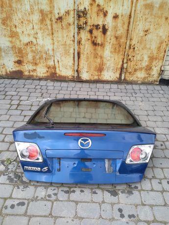 Кришка Багажника Ляда Мазда 6 Mazda 6