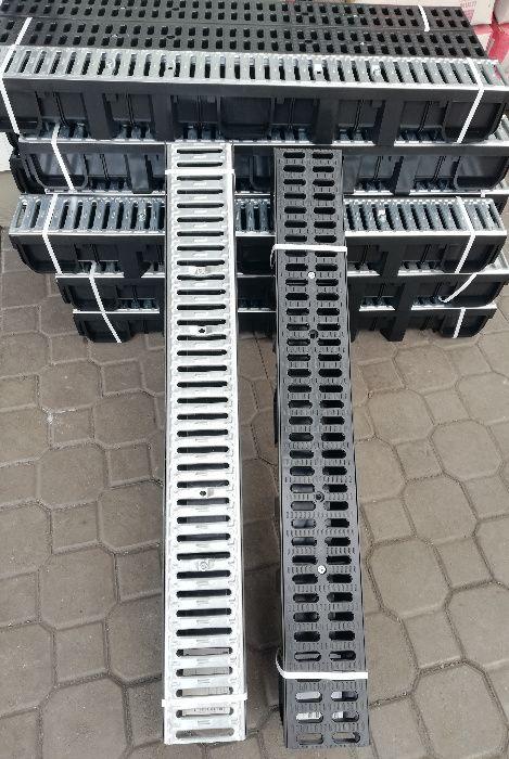Owodnienia liniowe typ lekki 100x13x10,5 cm