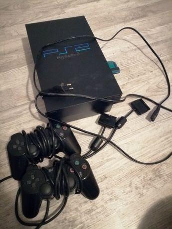 PS2 sprawne plus 2 gry