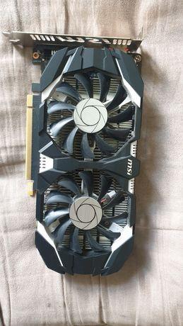 Gtx 1050 ti 4 gb MSI