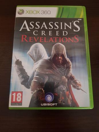 Assassins revelations xbox 360