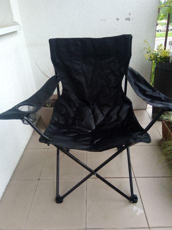 Fotel krzesło wędkarskie składane