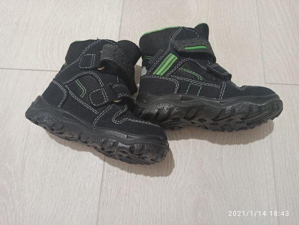 Термо-ботинки 22 р. Super fit