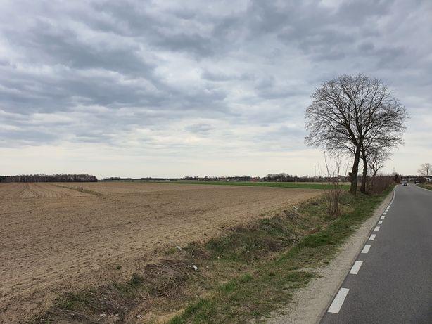 Działka rolna Parzęczew