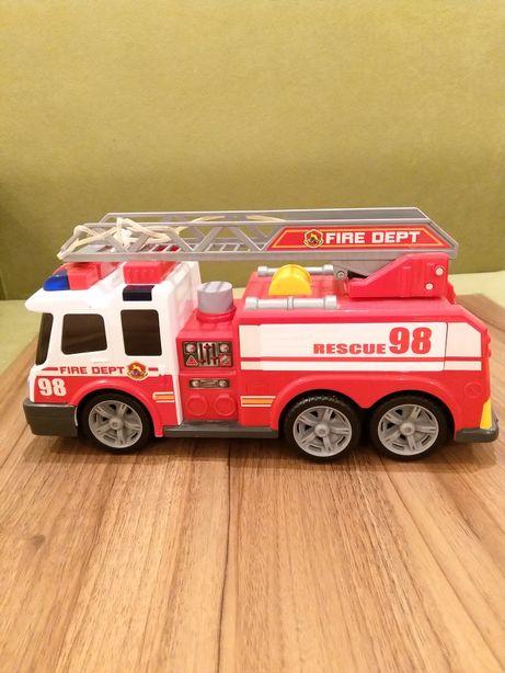 Пожарная машина. Большая