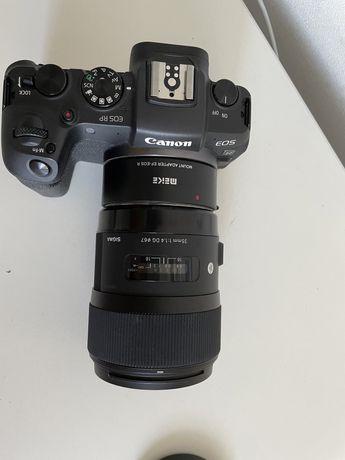 Sigma ART 35mm 1.4 для Canon