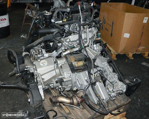 Motor 640.941 2.0 CDI 140 cv Mercedes Classe A W169 B W245 Diesel 2008 640941 b200 a200