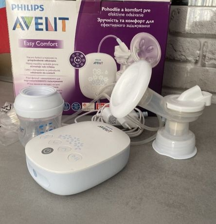 Электрический молокоотсос Philips AVENT Easy Comfort