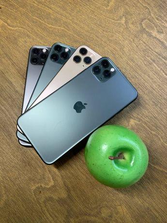 iPhone 11 Pro 64 / 256 акб100% Гарантия 6мес Магазин Neverlock