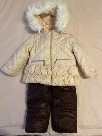 Зимний кобенизон и куртка
