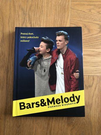 Książka Bars&Melody
