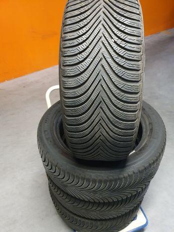 Michelin Alpin5 215/55/17 98V ok. 6mm
