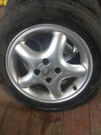 Титановые диски R15 Opel