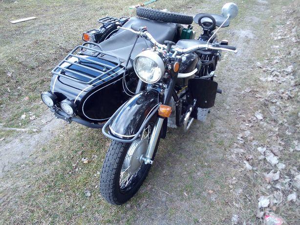 Продается новый мотоцикл Днепр К-750 1963 г.в.
