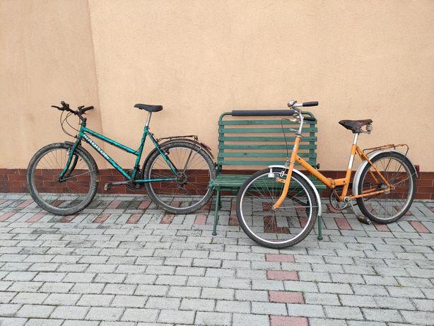 2 rowery w cenie jednego (jubilat + Madison)