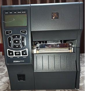 Z08 - Impressora etiquetas Zebra ZT410 ZT410-T0E0000Z
