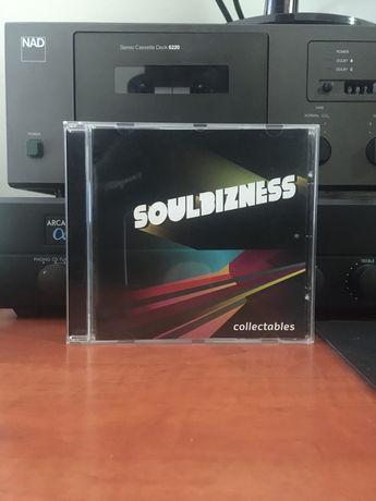 CD - Soulbizness - Collectables (2008) RARO