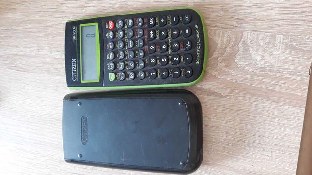 Kalkulator naukowy citizen SR-260N