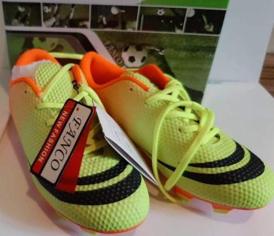 Korki, buty piłkarskie nowe rozmiar 32-33
