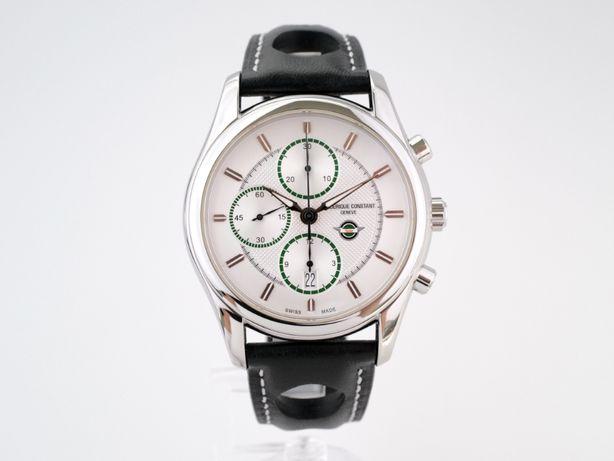Мужские бу часы Frederique Constant Healey Chronograph 43 мм