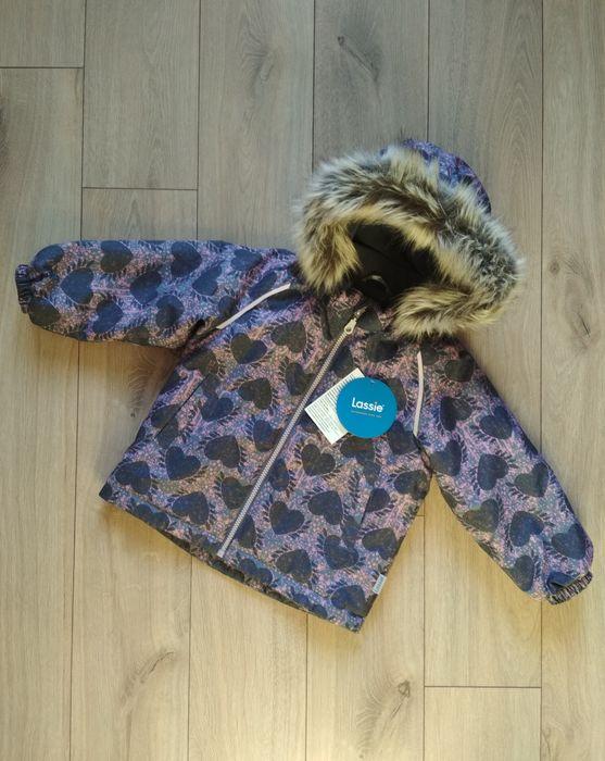 Термокуртка, зимняя куртка Lassie by Reima 92 см Вараш - изображение 1