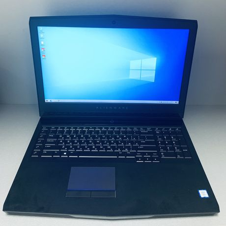Dell Alienware 17R4 i7-6700HQ/Nvidia GTX1070/16gb/SSD240gb/HDD1tb