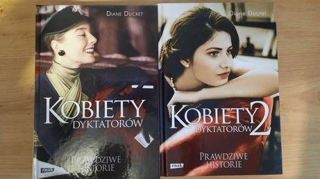 """Diane Ducret """"Kobiety dyktatorów"""" cz. 1 i 2 pakiet"""