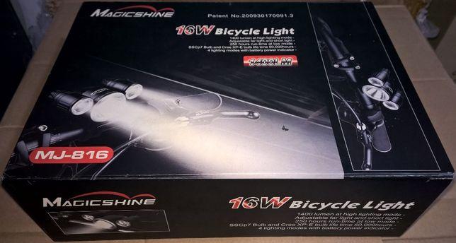 Luzes para BTT ou Ciclismo - 16W - 1400 Lumens